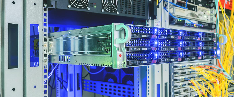 IMAC Data Swap Server Rack