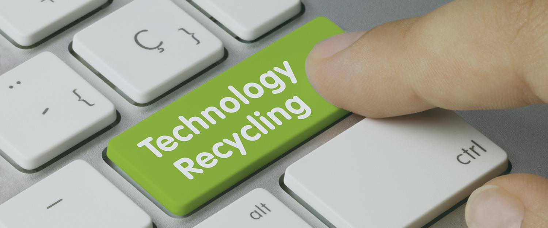Technology Recycling Cloud Rush